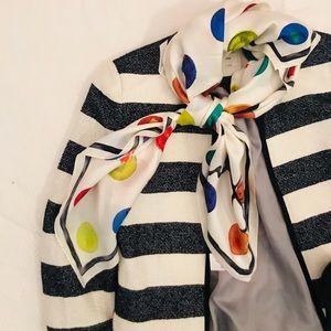 Juicy Couture Accessories - 🎄🎁 100% Silk Juicy Scarf